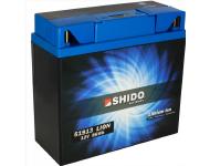 DC-Afam Shido Lithium lonen Batterie 51913