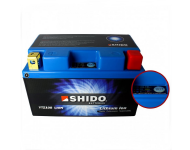 DC-Afam Shido Lithium lonen Batterie YB12L-B