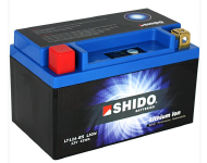 DC-Afam Shido Lithium lonen Batterie YT12A-BS