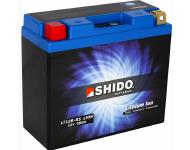 DC-Afam Shido Lithium lonen Batterie YT12B-BS