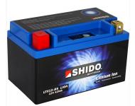 DC-Afam Shido Lithium lonen Batterie YTX12-BS