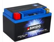 DC-Afam Shido Lithium lonen Batterie YTX14L-BS