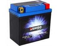 DC-Afam Shido Lithium lonen Batterie YTX14AHL-BS