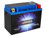 DC-Afam Shido Lithium Batterie YTX15L-BS
