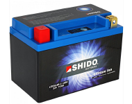 DC-Afam Shido Lithium lonen Batterie YTX16-BS-1