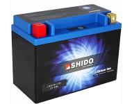 DC-Afam Shido Lithium lonen Batterie YTX20-BS