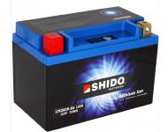 DC-Afam Shido Lithium lonen Batterie YTX20CH-BS