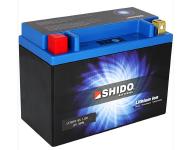 DC-Afam Shido Lithium lonen Batterie YTX20H-BS