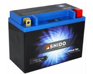 DC-Afam Shido Lithium lonen Batterie YTX20L-BS