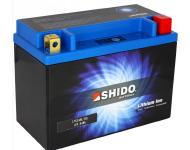 DC-Afam Shido Lithium lonen Batterie YTX24HL-BS