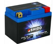 DC-Afam Shido Lithium Ionen Batterie YTX4L-BS