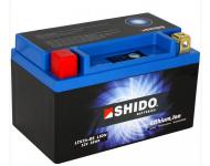 DC-Afam Shido Lithium lonen Batterie YTX7A-BS