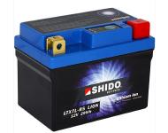 DC-Afam Shido Lithium lonen Batterie YTX7L-BS