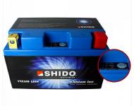DC-Afam Shido Lithium lonen Batterie YTZ10S