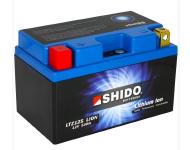DC-Afam Shido Lithium Ionen Batterie YTZ12S