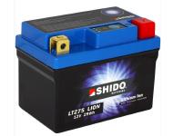 DC-Afam Shido Lithium Ionen Batterie YTZ7S