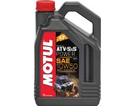 Motul Motoröl Motul ATV SXS Power 4T 10W-50 4L