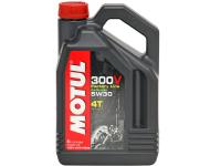 Motul Motoröl Motul 300V Factory Line 4T 5W-30 4L