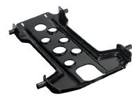 Plow Mount für Modelle 2014 oder ältere Fahrzeuge 1