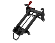 Integrated Plow Mount Frame Attachment 1
