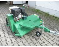 Team Suzuki Mayer ATV Mähwerk Schlegelmulcher Rasenmäher