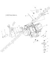 Polaris Sportsman 500 EFI Intl - Original Ersatzteile und