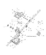3 PCS Oil Seal Washers For Crankcase Drain Plug For Polaris 5812232 19x12x1.3